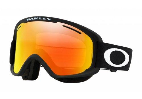 OAKLEY OAKLEY O-FRAME 2.0 XM MATTE BLACK W/FIRE IRIDIUM & PERSIMMON