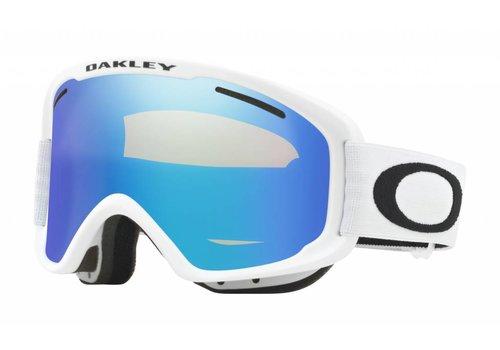 OAKLEY OAKLEY O-FRAME 2.0 XM MATTE WHITE W/VIOLET IRIDIUM & PERSIMMON