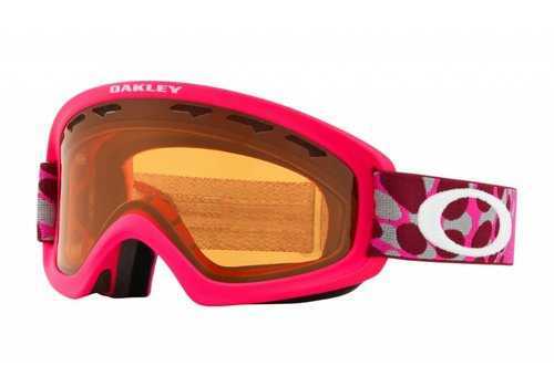 OAKLEY OAKLEY O-FRAME 2.0 XS OCTO FLOW CORAL PINK W/PERSIMMON