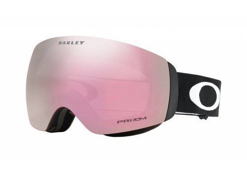 OAKLEY OAKLEY FLIGHT DECK XM MATTE BLACK W/PRIZM HI PINK IRIDIUM