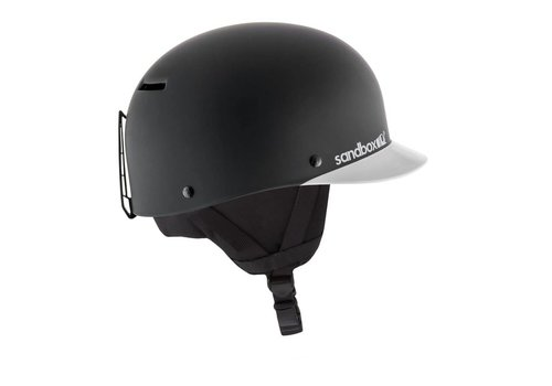 SANDBOX SANDBOX CLASSIC 2.0 SNOW  BLACK TEAM (MATTE/GLOSS)