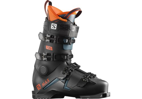 Salomon SALOMON S/MAX 120 BLACK/ORANGE