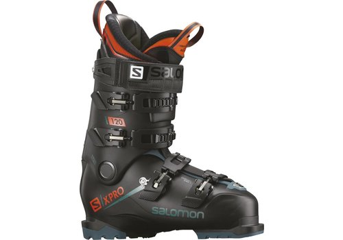 Salomon SALOMON X PRO 120 BLACK/BLUE/ORANGE