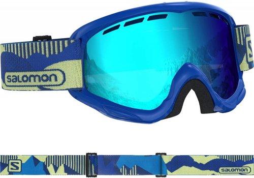 Salomon SALOMON JUKE BLUE POP/UNIV. MID BLUE    NS