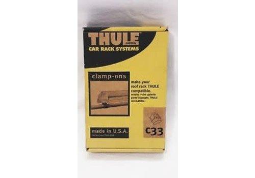 THULE THULE CLAMP-ONS C33