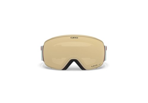 GIRO GIRO EAVE SCARLET/GREY PEAK (NO BOX) WITH VIV COP/VIV INF LENS