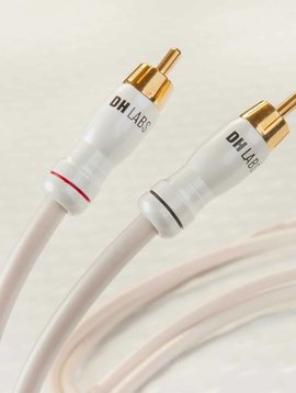 DH Labs DH Labs Silver Sonic* White Lightning 2.0M, Pair