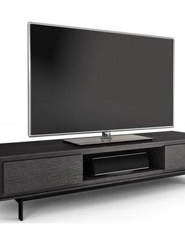 BDI BDI Signal 8323 GRA,  TV- Cabinet, Graphite