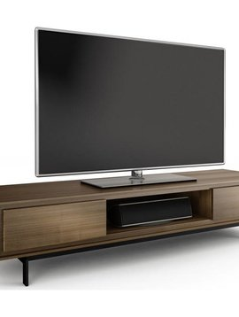 BDI BDI Signal 8323 WL,  TV- Cabinet, Natural Walnut