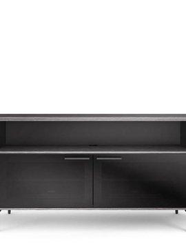 BDI BDI Cavo 8168 GRA,  TV- Cabinet, Graphite