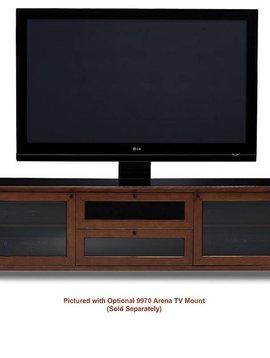 BDI Novia 8429-2 CO, TV- Cabinet in Cocoa Stained Cherry