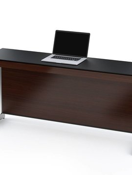 BDI BDI Sequel 6002 CWL, Return without back panel, Chocolate Stained Walnut