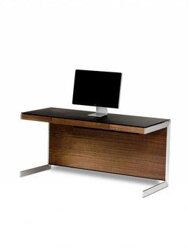 "BDI BDI Sequel 6001 WL, 60"" Desk, Natural Walnut"