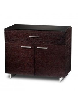 BDI BDI Sequel 6015 ES, Storage Cabinet, Espresso Stained Oak