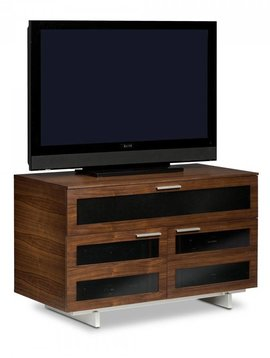 BDI Avion 8928 CWL, TV-Cabinet, Chocolate Stained Walnut