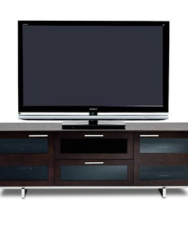 BDI Avion 8927 ES, 3 Component Wide TV-Cabinet, Espresso Stained Oak