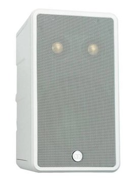 Monitor Audio CL60-T2 Single Stereo Outdoor Speaker, White