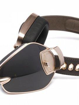 Pryma Headphone Rose Gold & Dark Grey, 1699