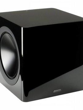 Monitor Audio Radius R-390 220 Watt Subwoofer, Black Lacquer