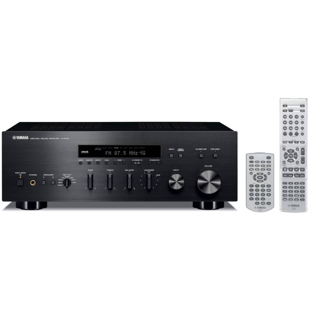 2 Channel Stereo Receiver