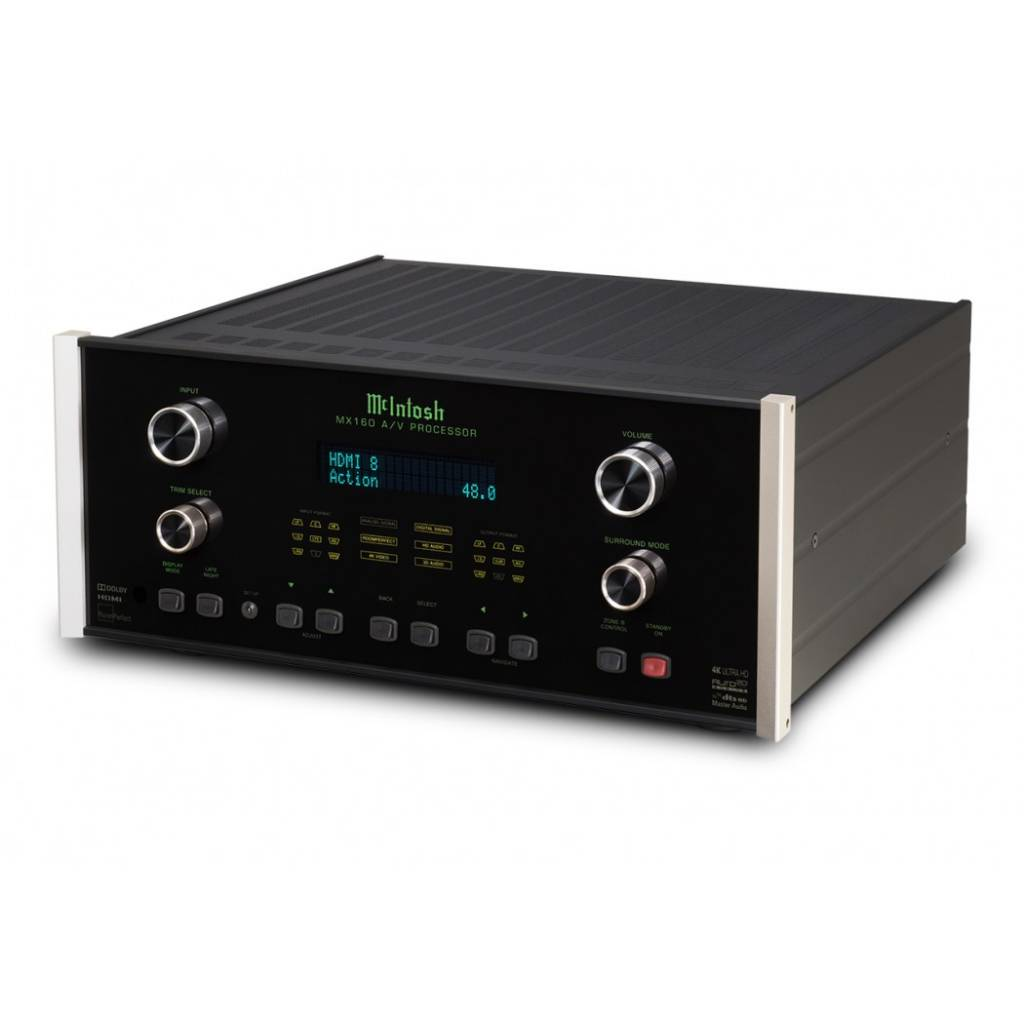 Home Theater Processor