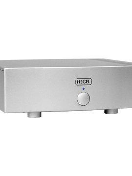 Hegel H20 Stereo Amplifier, Silver