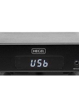 Hegel HD12 DAC, Black