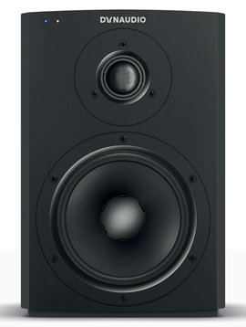 Dynaudio Xeo 2, Compact Wireless Speakers, Satin Black