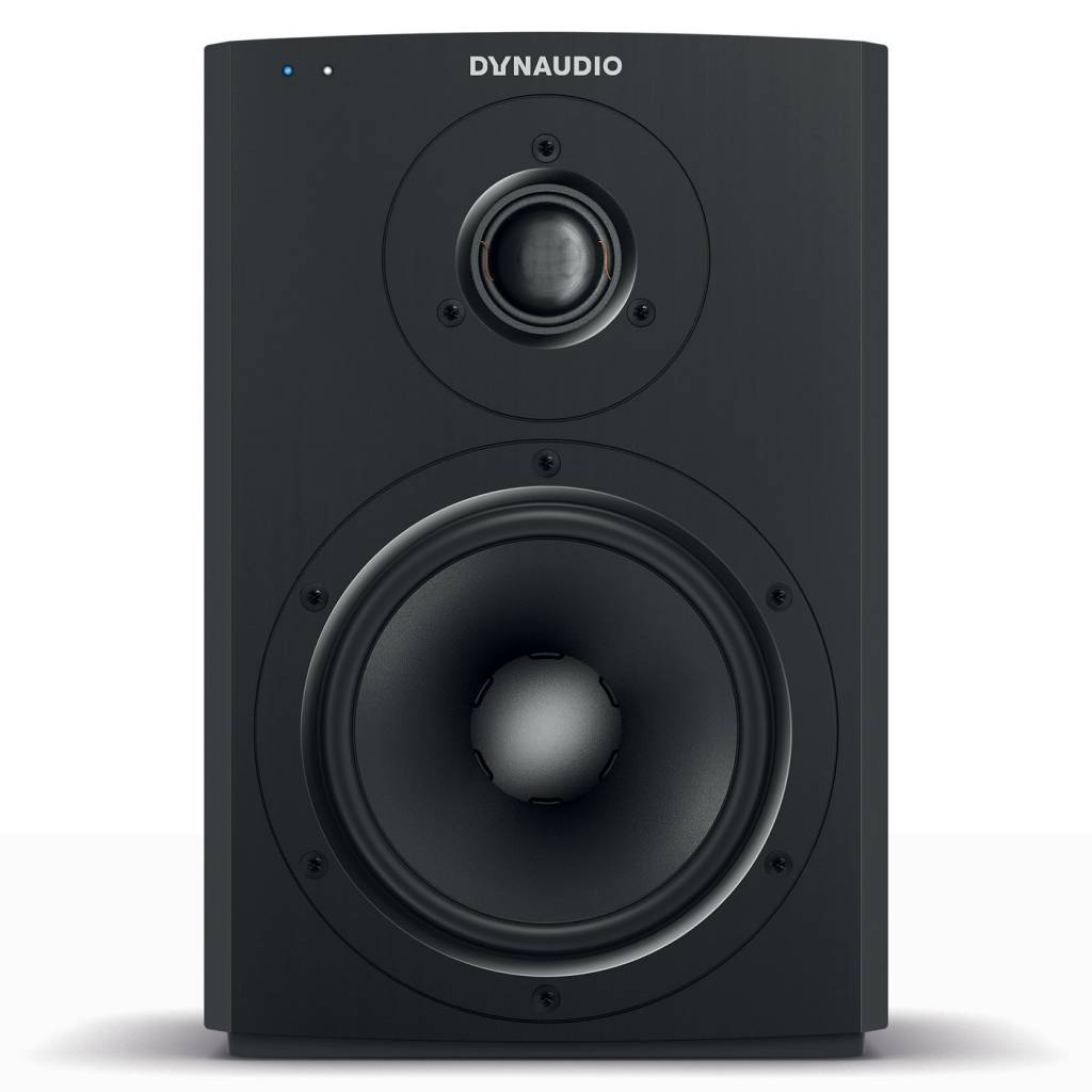 Dynaudio Xeo 2, Compact Wireless Speakers, Satin Black