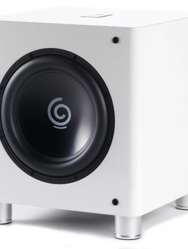 """Sumiko S.9 10"""" Subwoofer, White Lacquer"""