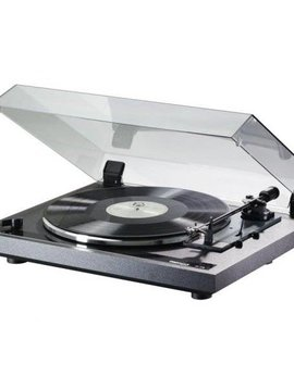 Thorens TD 170-1 EV with built in Phono Stage, Black