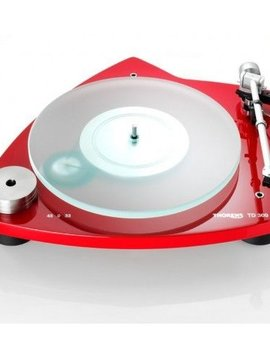 Thorens TD 309, Gloss Red