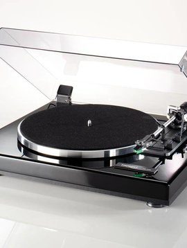 Thorens TD 240-2, Black Piano Lacquer