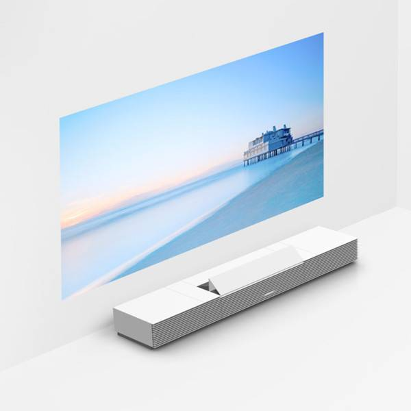 Sony LSPXW1S Ultra Short Throw Projector, White