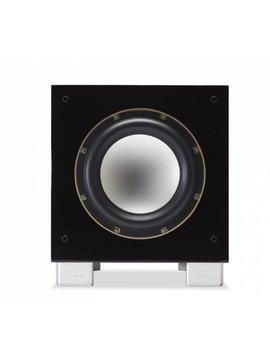 REL Acoustics S/3 Subwoofer, Piano Black Lacquer