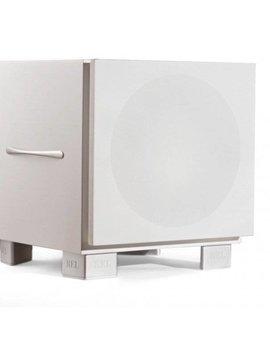REL Acoustics S/3 Subwoofer, Piano White Lacquer