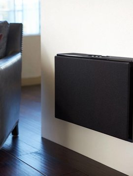 REL Acoustics Habitat 1, Piano Black