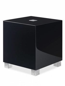 "REL Acoustics T5i 8"" Powered Subwoofer Black"