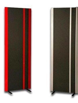 Magnepan Magneplanar 3.7i Ferrari Red/Black Cloth