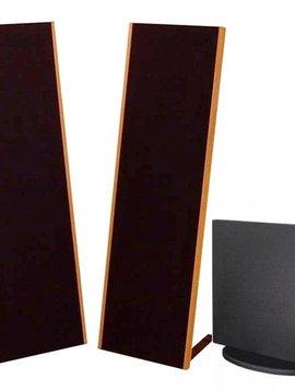 Magnepan Magneplanar MMG Natural Oak/Grey Cloth