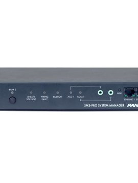 Panamax SM3-PRO System Manager, 3 Outlets, Bluebolt