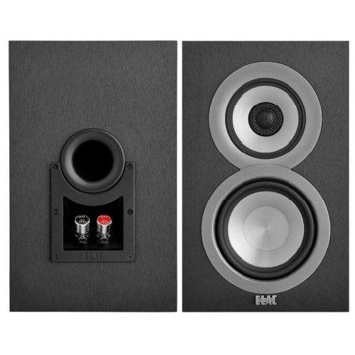 Elac UNI-FI UB51 Bookshelf Speakers, Black