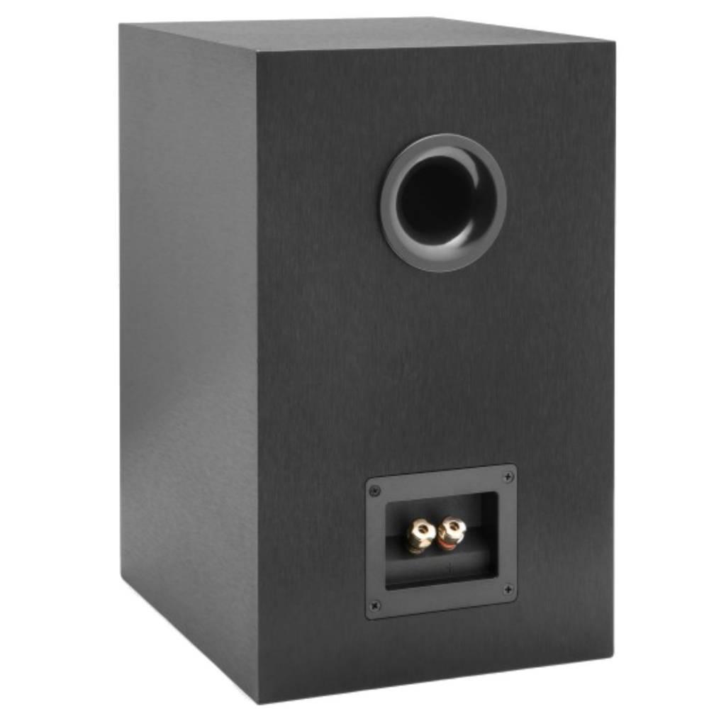 Elac Debut DB61 Bookshelf Speakers, Black