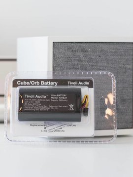 Tivoli Audio Art Line Cube/Orb Battery