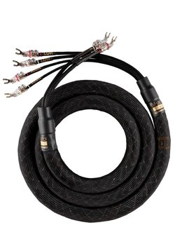 Kimber Kable Bi-Focal X Speaker Cable ( pair )
