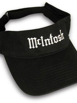 McIntosh Visor ( Black or White )