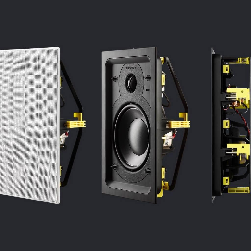 Dynaudio Studio Series S4-W80 In-wall speaker
