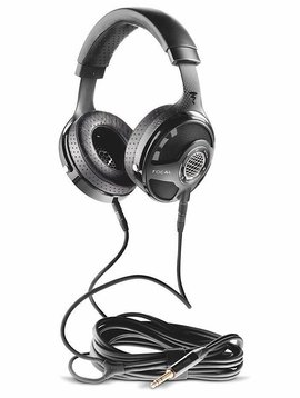 Focal Utopia Over-Ear Reference Closed Back Circum-Aural Headphones