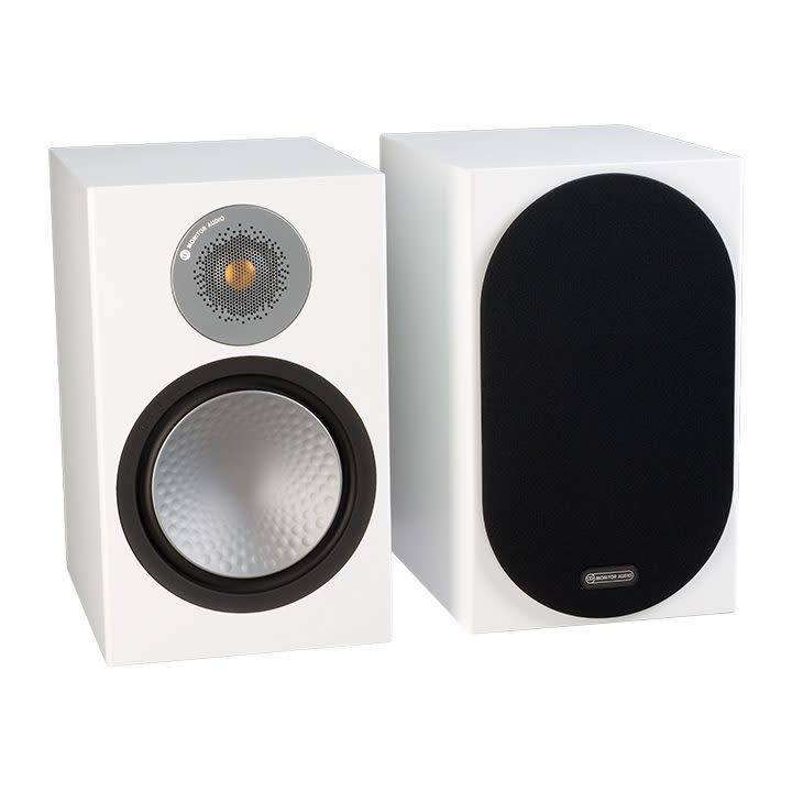 Monitor Audio Silver 100 Bookshelf Speaker