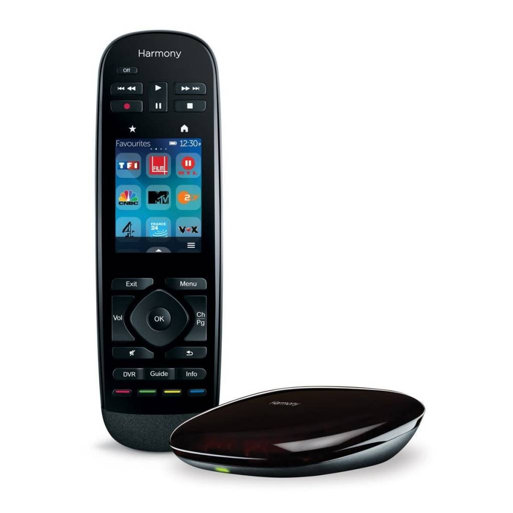 Logitech Harmony Ultimate Remote Control & Hub